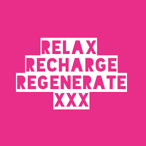 Relax recharge regenerate