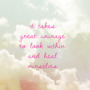 Takes great courage