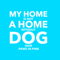 My home is not a home without a dog