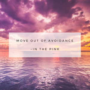Move out of avoidance
