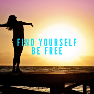 Find yourself be free