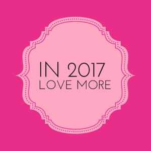 2017 Love more